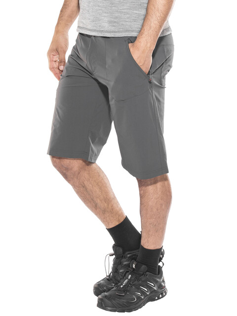 Maier Sports Nil Bermuda Shorts Men graphite